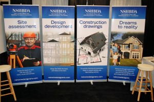 NSHBDA Spring Ideal Home Show Booth